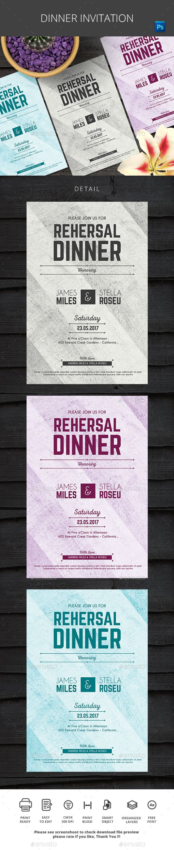 business event invitation templates%0A Dinner Invitation  Dinner Invitation TemplateDinner InvitationsInvitation