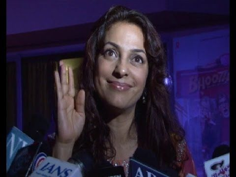 Juhi Chawla at the success party of BHOOTHNATH RETURNS.