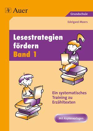 Lesestrategien fördern, Band 1 - Buch
