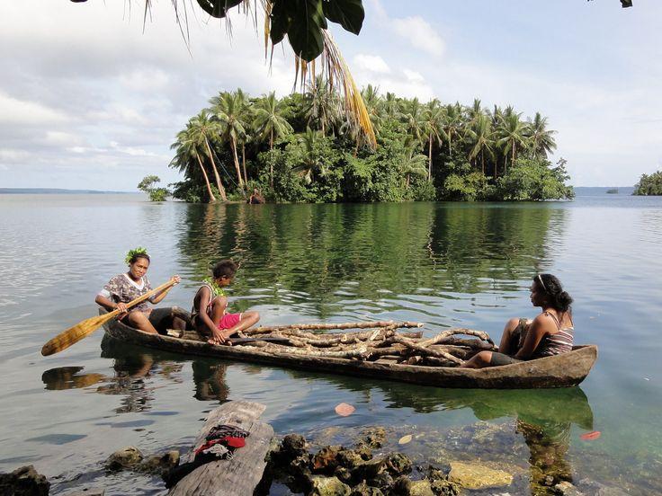 https://flic.kr/p/nT45rc | Tegano Lake, East Rennell, Solomon Island | Credit: IUCN Photo Library © Paul Dingwall