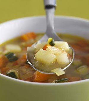 Dieta sopa quema grasa: Quemar grasa rápidamente