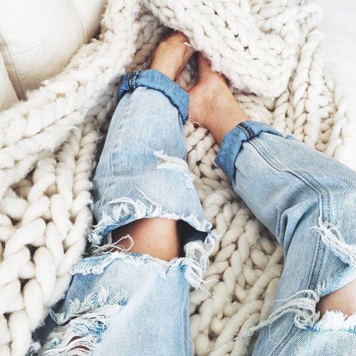 Keep cozy.