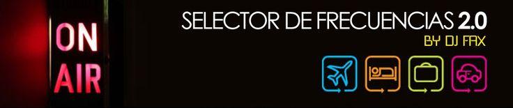 Musica Electronica online- Producciones Radiofonicas. Selector de Frecuencias. Programa de Musica Electronica