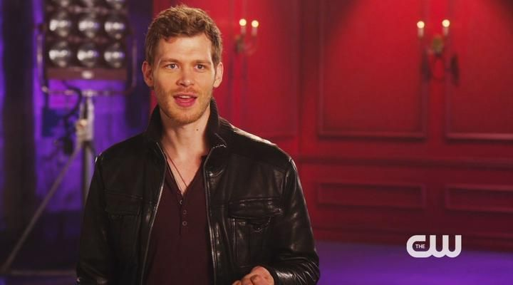 The Originals Video - Joseph Morgan Interview | Watch Online Free