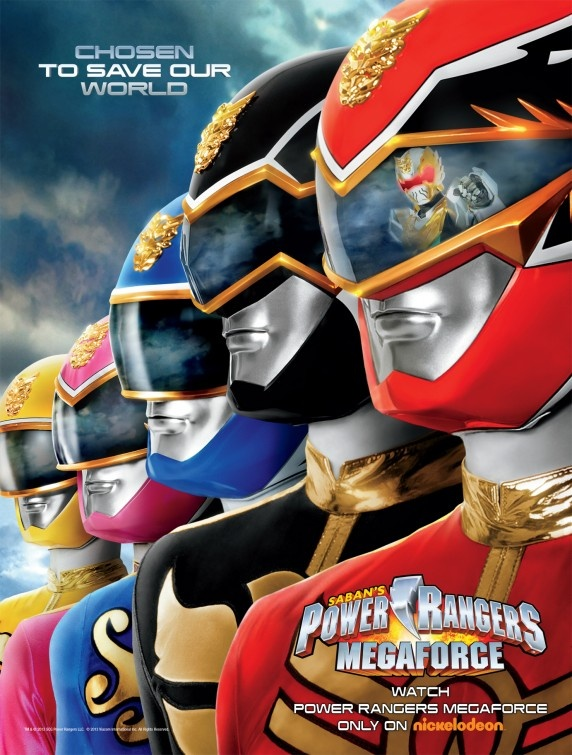 Power Rangers Megaforce (tv) ~1eyeJACK~