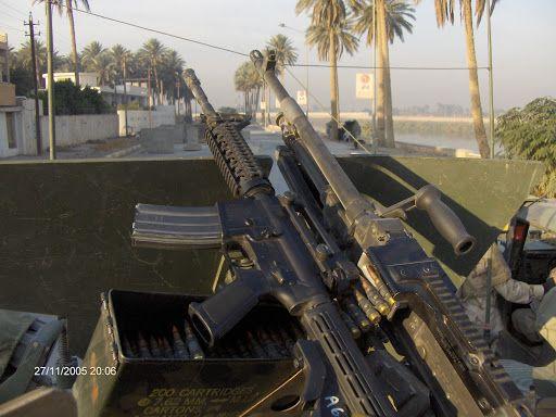 humvee machine gun
