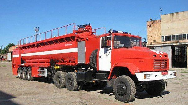 Пожарные КрАЗы и автомобили МЧС | 59 фотографий | ВКонтакте