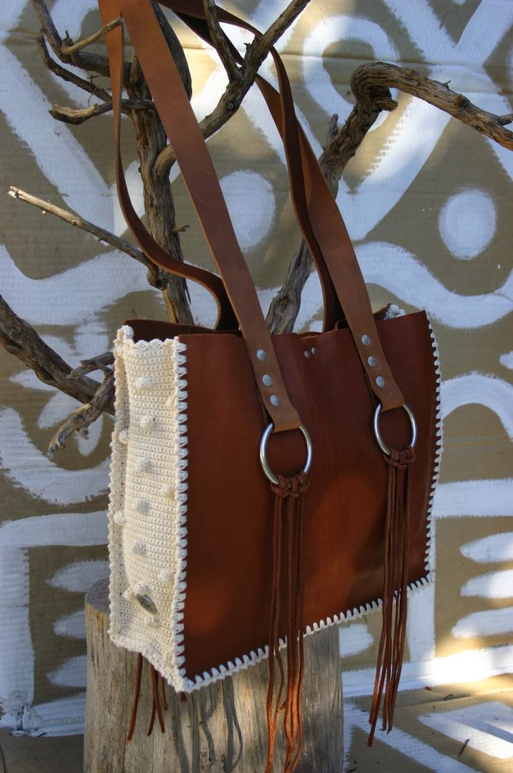 With the exception of the fringe this is an amazing purse.