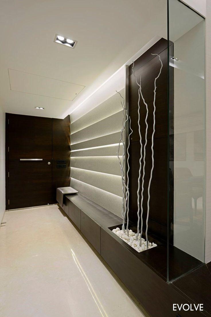 Luxury Residence в городе Мумбаи по Evolve | HomeAdore