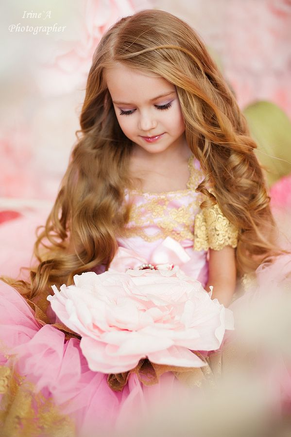 K Baby Model Anastasia Orub ...