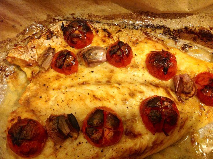 Filetto di persico all'aceto di mele - #pesce #secondi