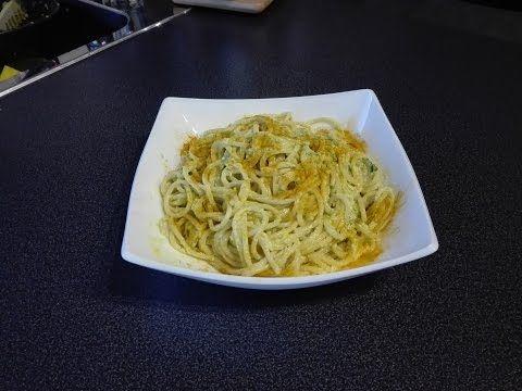 Spaghetti Curcuma e Zucchine   Blog di InCucinaConLoChef De. Op.