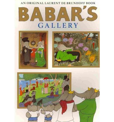Everyone who loves art, Babar, or children will love Babar's Gallery. The old train station in Celesteville stands empty  -  should it be torn down? 'No!' declare Celeste and Babar, who decide to turn it into an art museum.