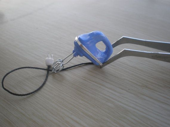 DOLLHOUSE HANDMIXER by spirtokoutominis on Etsy