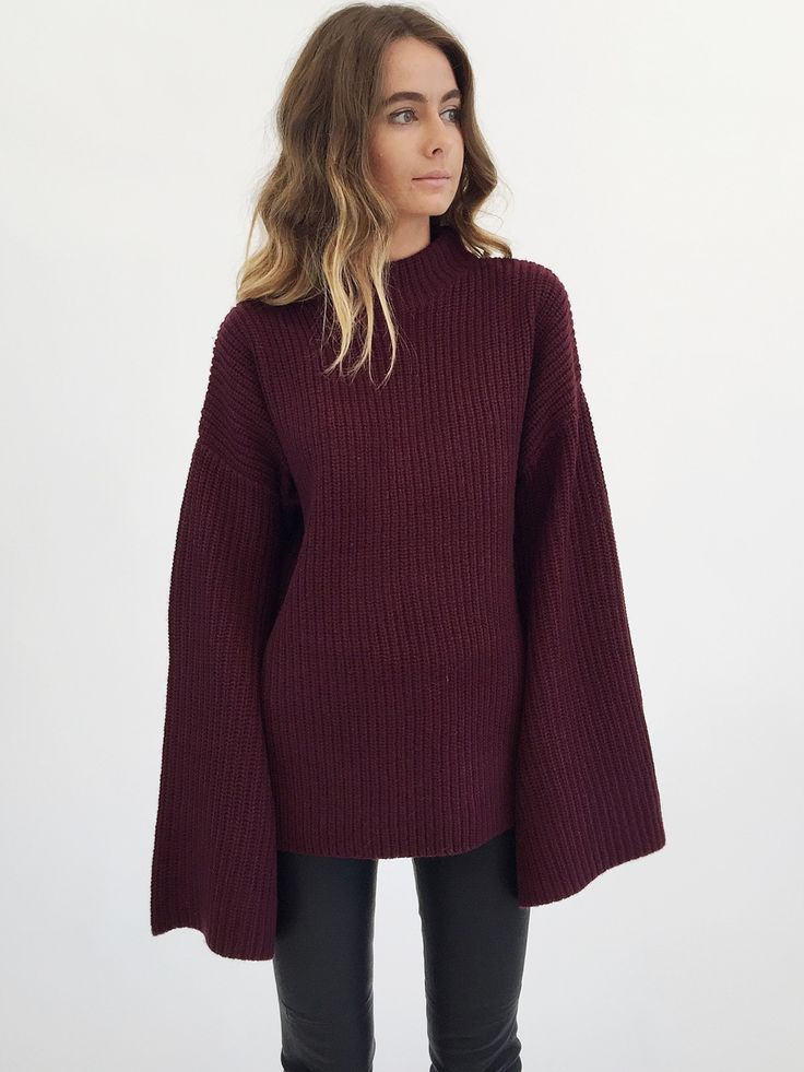 Viktoria & Woods Celestial Full Sleeve Knit || Splice Boutique