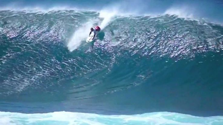 Kelly Slater Pipeline Masters Epic Second Day