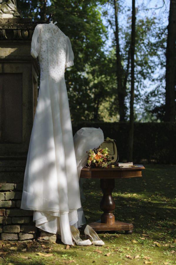 SECRET GARDEN - dress; wedding inspiration - photo shoot; Planning: un Cucno di Felicità©; Photo Fabio D'Ambrosio ©
