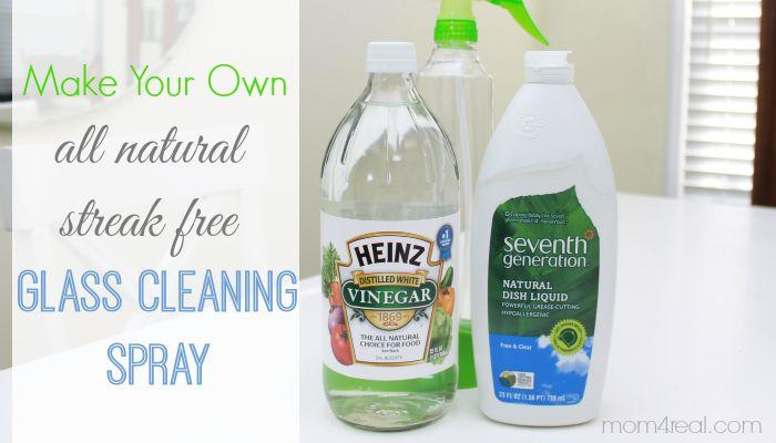 limpieza de vidrios, jabón, agua y viangre