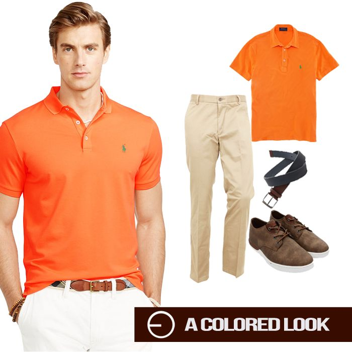 #FashionBySIMAN & Carlos Eduardo Paredes: Dale color a tus días llevando las clásicas camisas tipo polo en colores llamativos. Elige los tonos que mejor se adapten a tu estilo y personalidad. Combínalas con jeans o pantalones casuales.