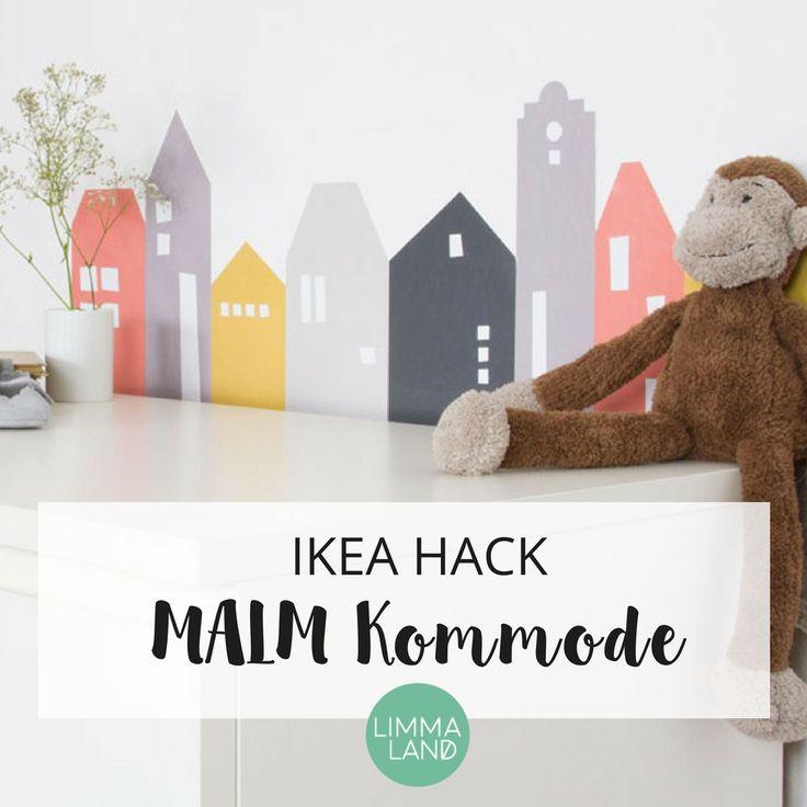Kreative Hacks Und Einfallsreiche Ideen Rund Um Die IKEA MALM Kommode Perfekt Fr Das Kinderzimmer