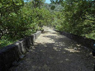 Αρχείο Γεφυριών Πελοποννήσου Stone Bridges of Peloponnese: Γεφύρι Δήμητρας, στην Αρκαδία