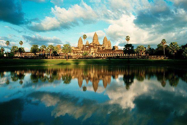 世界遺産 アンコール遺跡群 アンコール遺跡群の写真ランキング (カンボジア)