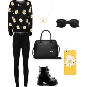 Daisy themed outfit