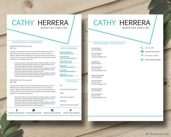 25+ best ideas about Microsoft word free trial on Pinterest - modern resume template word