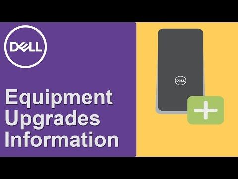 Watch our video on how to upgrade a Dell PC and learn what is possible to do to your system's components. This video covers desktops and notebooks, what can be replaced, and where to find your computer's specifications to help you decide on your options.  Source: Youtube