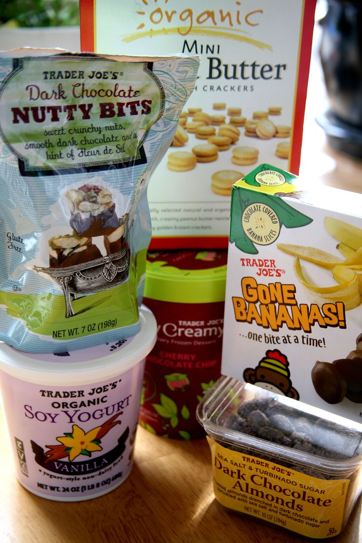 CHECK INGREDIENTS FOR ALPHA GAL...The 12 Vegan Foods From Trader Joe's That Everyone Loves
