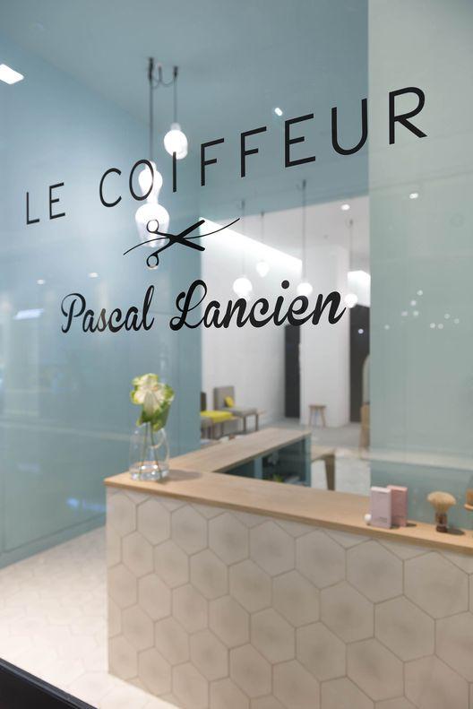 Alacena. Blog de arquitectura, diseño y decoración: Le Coiffeur. Salón de belleza en Marsella