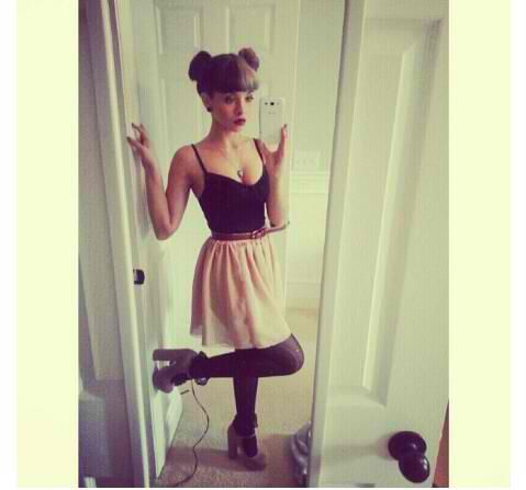 Melanie Martinez's style <3