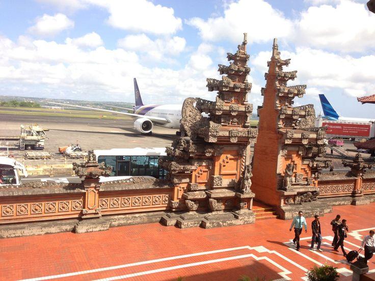 Ngurah Rai International Airport (DPS) di Denpasar, Bali