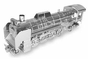 Steam Locomotive D51-498 TMN-20
