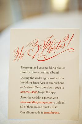 SO SMART wedding app to share photos: App, Photo Ideas, Chic Wedding, Projects Wedding, Awesome Ideas, Wedding Photos, Shared Photo Signs, Photo Guest, Shared Photo Wedding