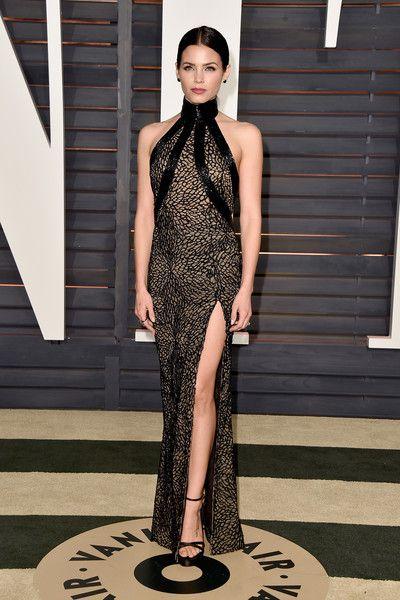 OSCARS Jenna Dewan-Tatum in Zuhair Murad Couture