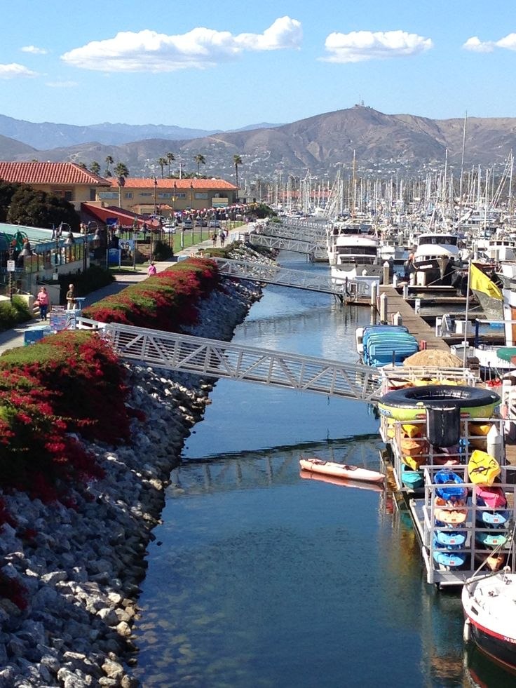 Ventura Harbor, Ventura, California