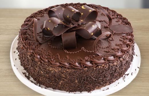 Kit Festa para 20, 40 ou 60 pessoas bolo chocolate