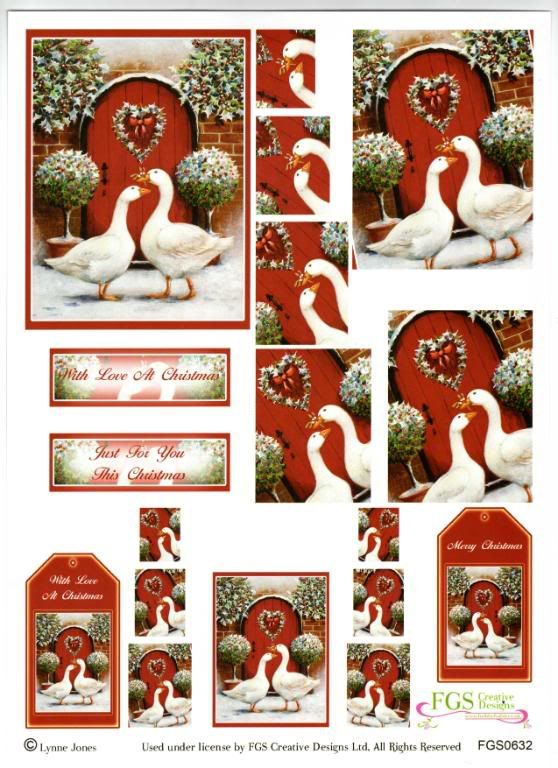 Christmas 3d sheet