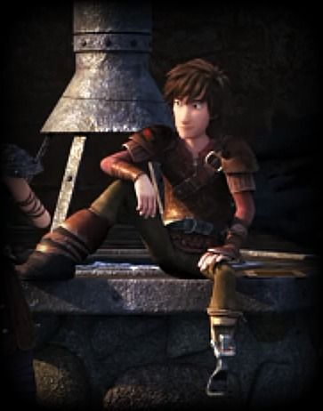 RTTE | Hiccup | Petition to have Hiccup sit like this all the time. >>> You have my signature.
