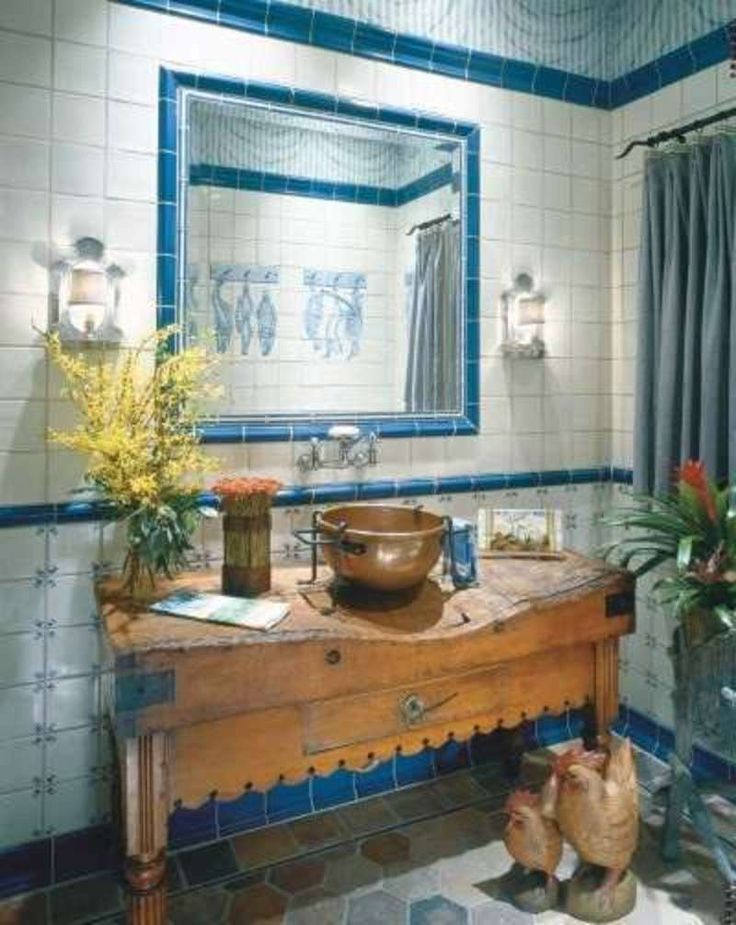 Exceptional Country Decorating Ideas. French Country BathroomsCountry ...