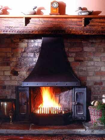 Standard - multifuel stove - Dovre 2000 SERIES - multifuel stove