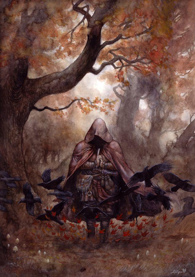 Drakar och Demoner: Trudvang -- at http://perkan-arts.com