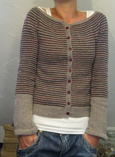 lilalu's stripey cardi http://www.ravelry.com/projects/lilalu/eps---elizabeths-percentage-system-sweater
