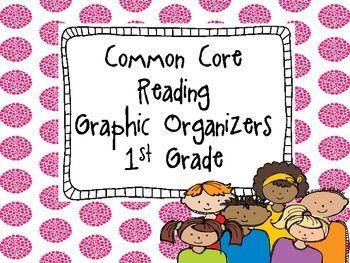 Common Core Graphic Organizers- Reading- 1st grade