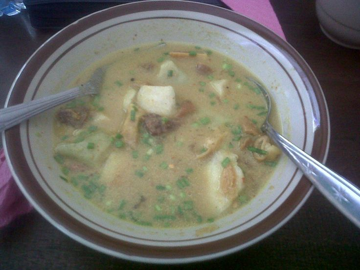 Empal Gentong - Culinary from Cirebon, Indonesia