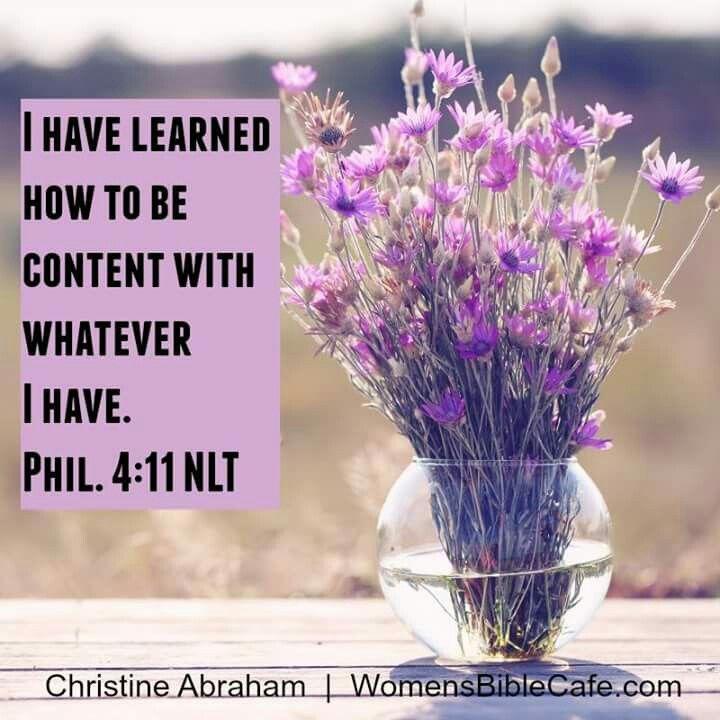 Phillipians 4:11