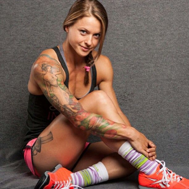 Christmas Abbott | CrossFit Athlete | Inspiration