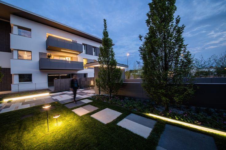 Residence Vivo by night
