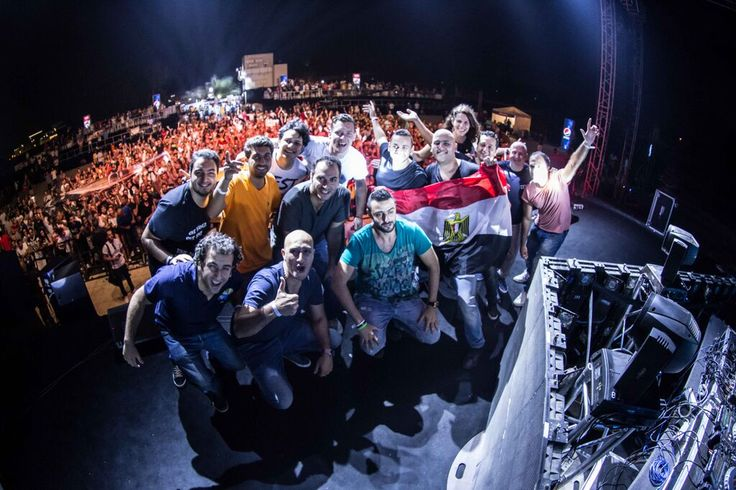 #FSOE400EGY: Aly & Fila Made History at the Pyramids